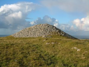 H6.Burial cairn